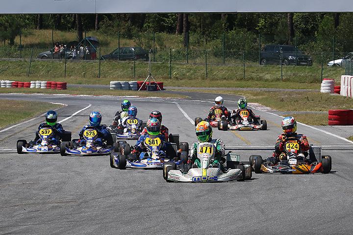 Rotax Max Challenge 2015 regressa a Braga para cumprir a quarta jornada