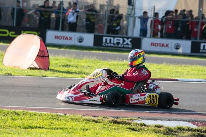 RMCGF: Toque obriga Eduardo Leitão a largar do 33º lugar na Pré-Final da categoria DD2