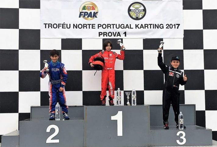 Pedro Rilhado vence primeira prova do Troféu Norte Portugal na Micro-Max