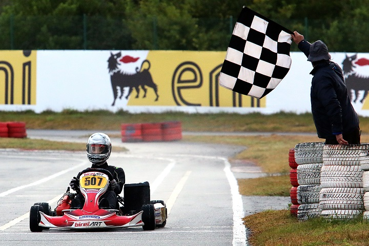 Miguel Ramos vence Taça Bridgestone na categoria X30 Shifter