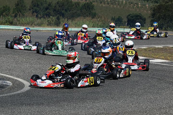 Campeões Nacionais de Karting 2015 conhecidos hoje no Bombarral