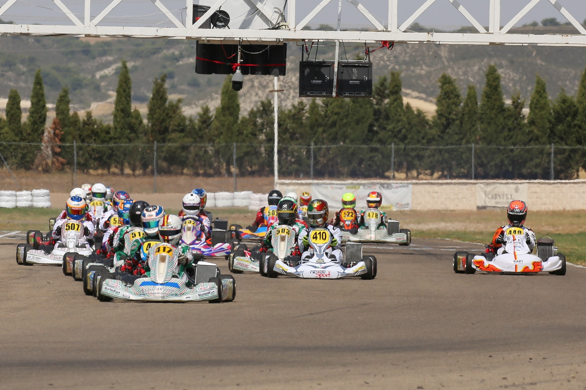 Rui Pereira 2.º classificado na Copa Rotax DD2 Master