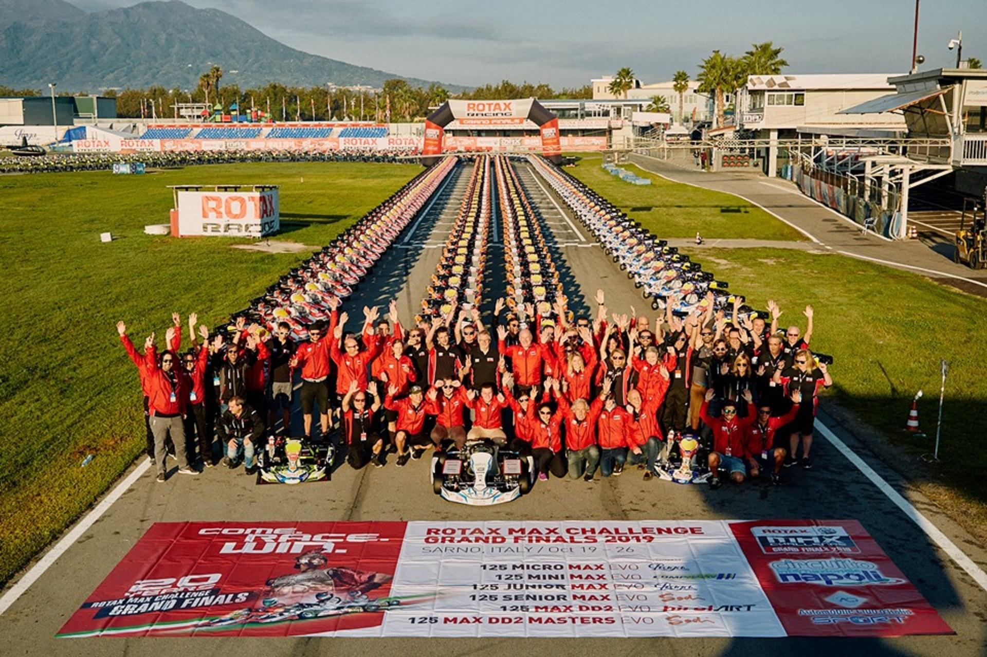 Portugueses da Korridas e Kompanhia organizam há seis anos o Mundial Rotax