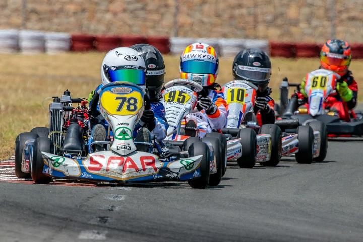 Maria Germano Neto garante um 6º lugar nas Series Rotax Espanha Micro-Max