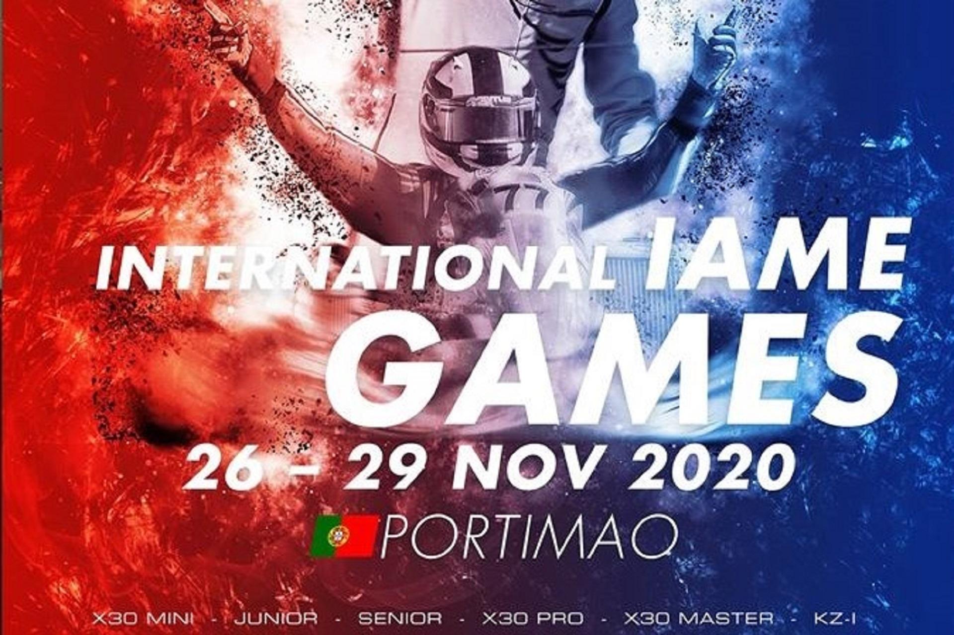 Portimão vai receber os 'International Iame Games' entre 26 e 29 de novembro de 2020