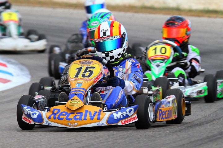 Adrián Malheiro imbatível no Campeonato de Espanha da categoria Cadete