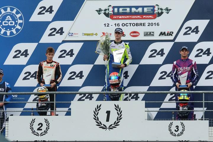 Andriy Pits vice-campeão do mundo X30 Sénior e Diogo Pinto garante 7ª posição