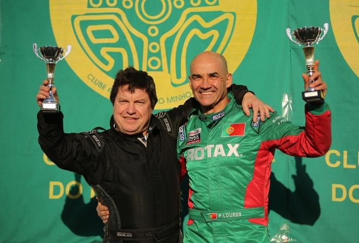 Pedro Loures vence Troféu dos Campeões nas categorias DD2 e DD2 Master