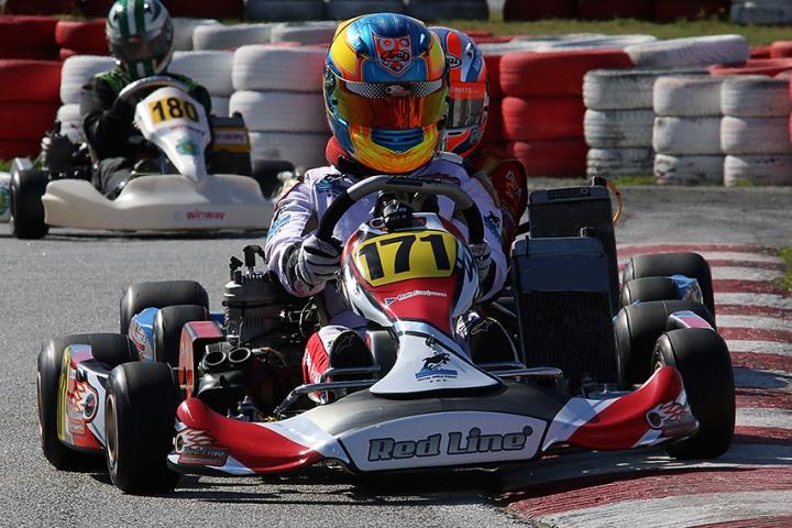 Bruno Ponte piloto oficial Haase para o Campeonato Europeu KF-Júnior