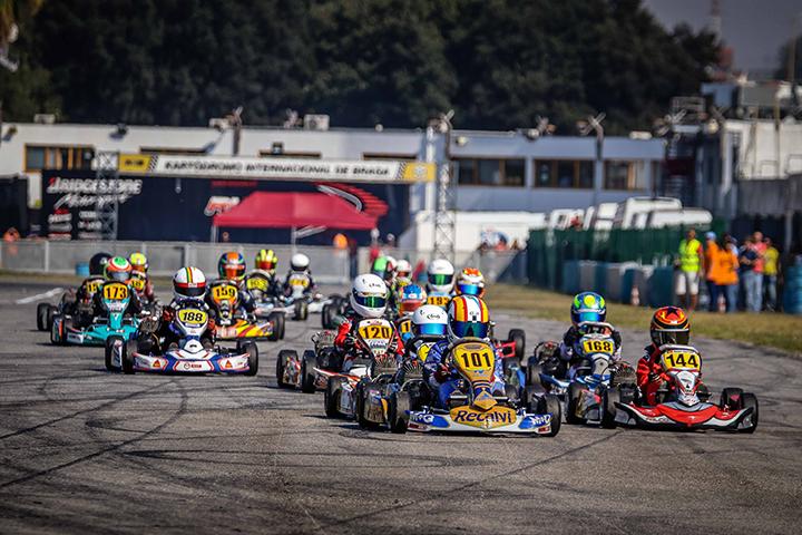 Campeonato de Portugal de Karting arranca em abril no Kartódromo de Braga