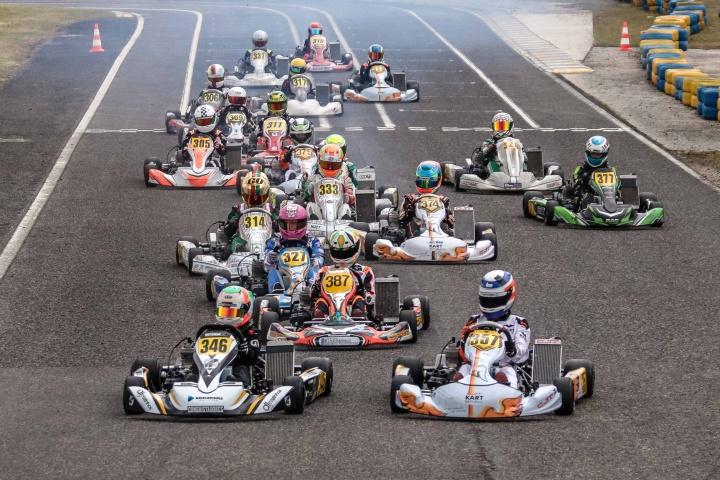 Campeonato de Portugal de Karting KIA com mais de 100 inscritos em Braga