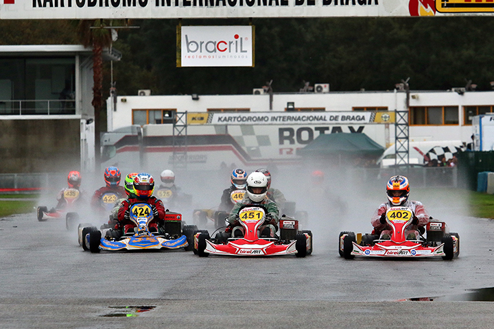 Troféu dos Campeões proporcionou corridas animadas no Kartódromo de Braga