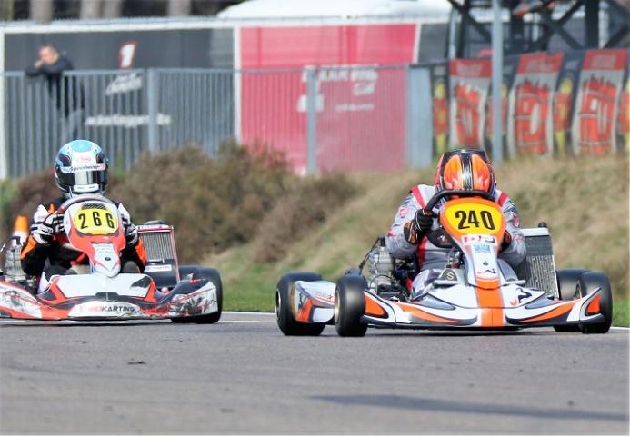 João Ferreira no top-5 da 1ª prova do Europeu de Karting X30 Sénior em Genk