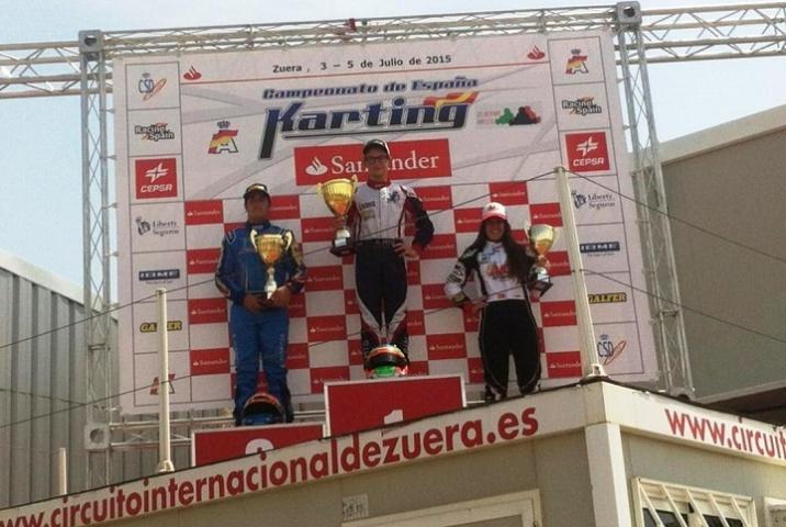 Andriy Pits vence e passa a liderar categoria Sénior do Campeonato de Espanha