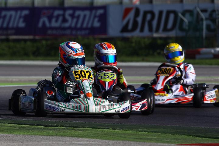 Kart Kid Race School já tem datas definitivas das provas de seleção
