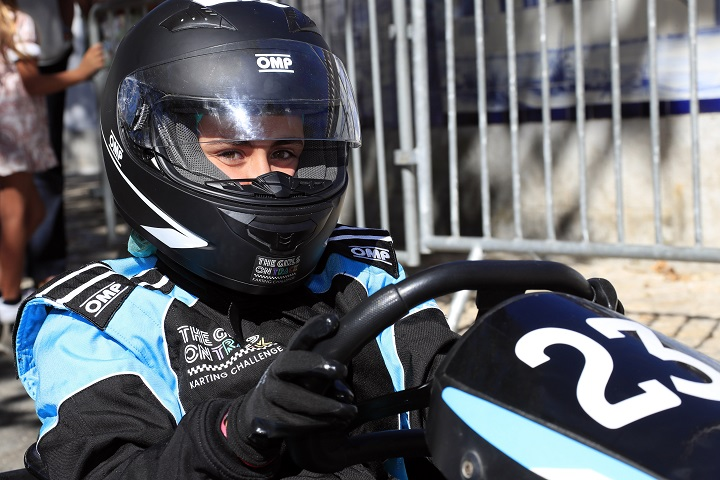 Yohan Sousa  piloto oficial na Strakka Racing