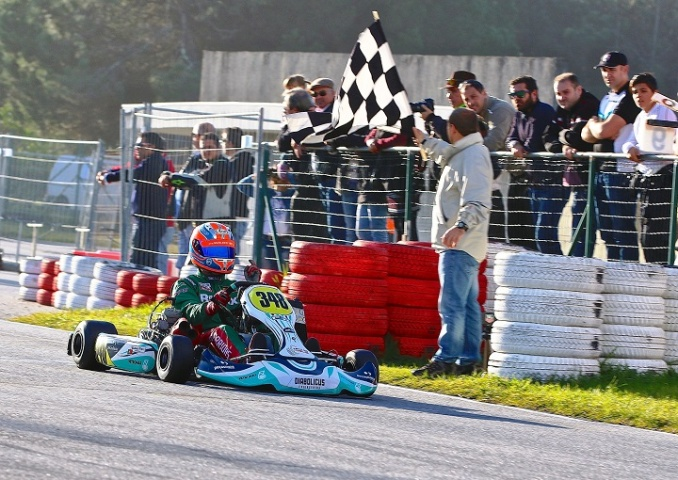 Mariano Pires e Adelino Sequeira estreiam-se a vencer em Shifter na Taça Bridgestone
