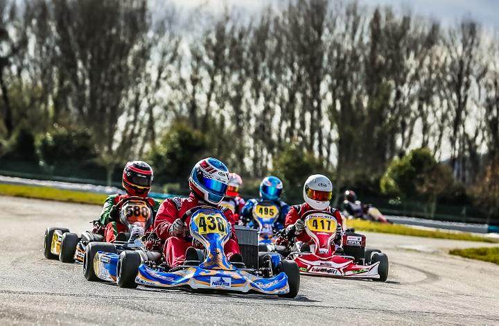 Quatro dezenas de pilotos na abertura do Troféu Norte de Portugal em Braga