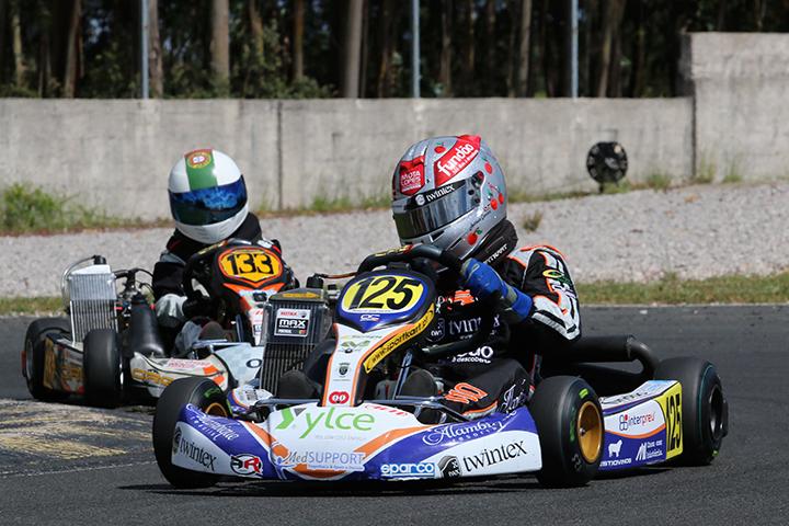 António Correia impõe-se em Fátima e reforça comando na categoria Mini-Max