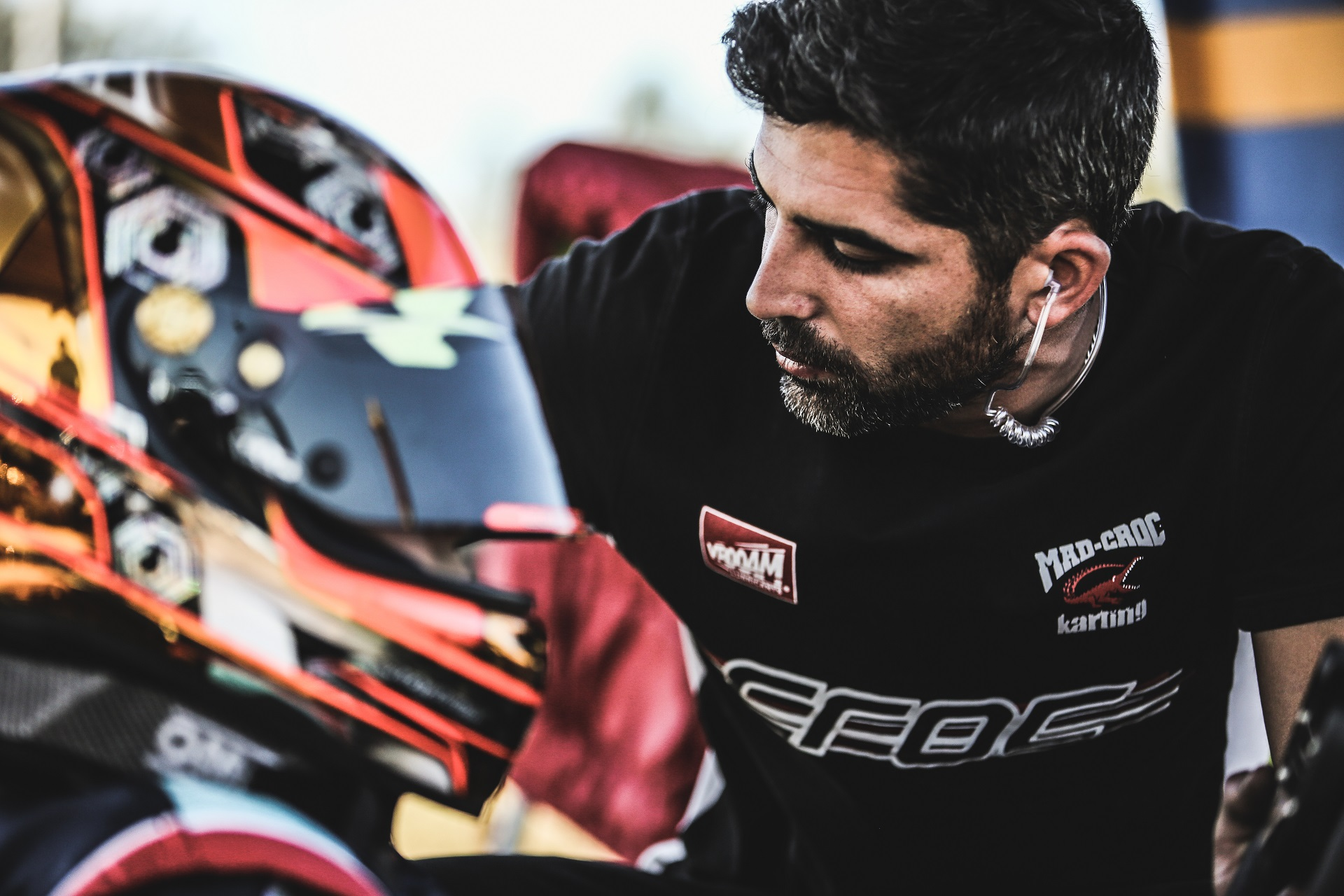 Bruno Lisboa é o representante do novo chassis Charles Leclerc em Portugal