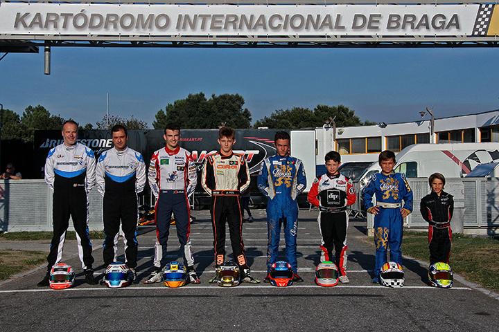 Braga definiu hoje os Campeões Nacionais de Karting