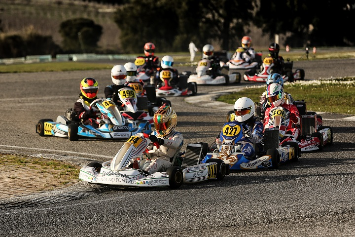 Campeonato de Portugal de Karting KIA arranca já nos dias 9 e 10 no Bombarral
