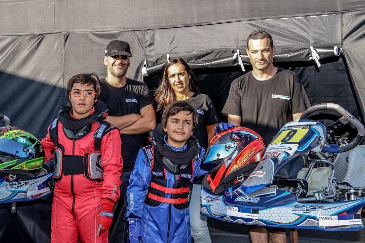 PARPS Competição Racing Team: nova equipa de Karting em Portugal
