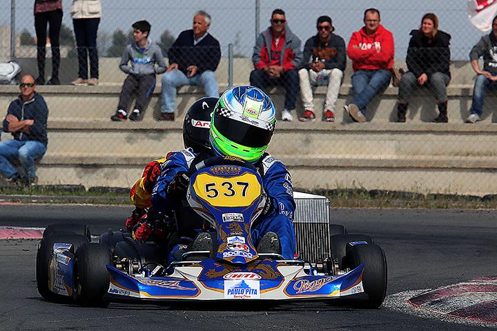 Fernando Costa a um lugar do pódio em Valência na categoria DD2 Master