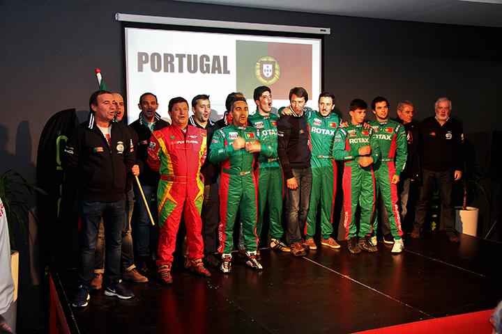 RMCGF: Seleção nacional já cantou o hino… e mecânicos já mostraram os seus dotes