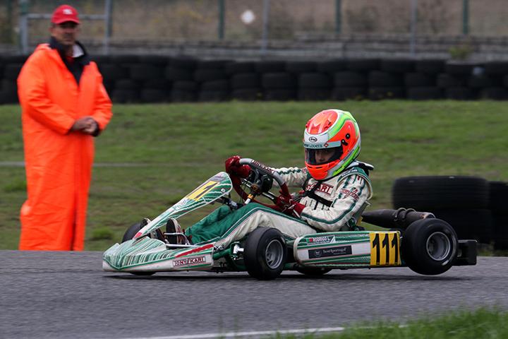Rodrigo Leitão conquista TREKO 2015 após nova vitória na categoria Juvenil