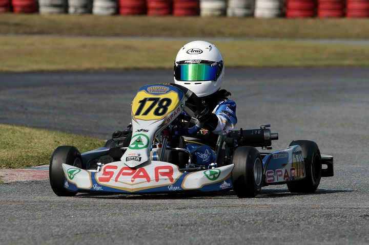 Maria Germano Neto é aposta da Praga Espanha Motorsport para as Series Rotax