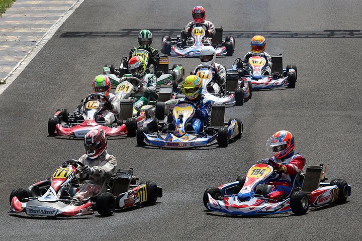 Bruno Ponte vence e é o novo líder do Campeonato Nacional Júnior