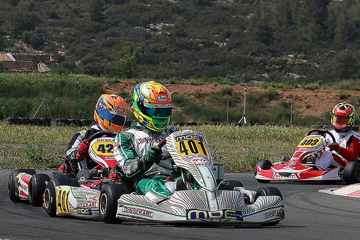 Oriol Dalmau vence categoria DD2 com um 5º e um 2º lugares