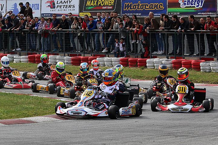 Campeonato Nacional de Karting prossegue em Fátima este fim de semana