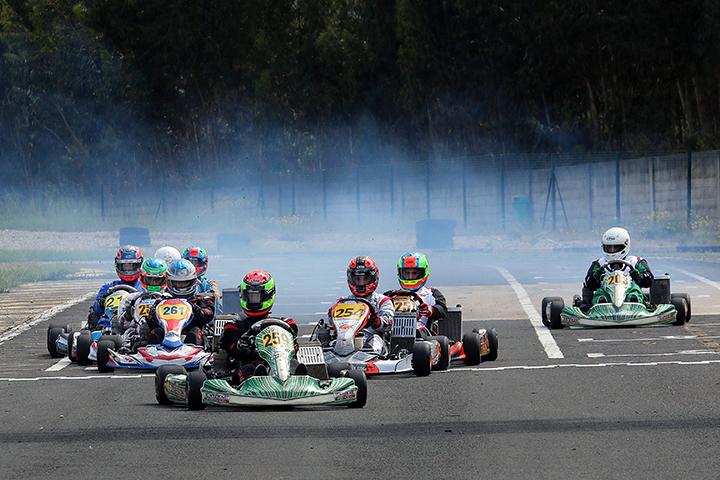 Ricardo Borges vence em Fátima e passa a liderar o Campeonato Nacional X30 Sénior