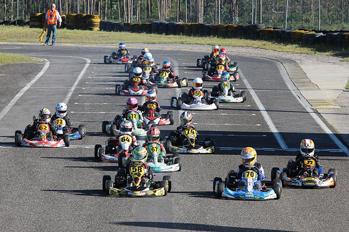 Campeonato Nacional de Karting mais competitivo e mediático em 2015