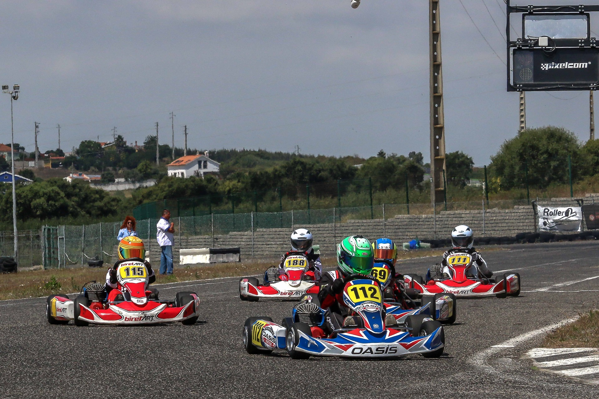 João Sengo domina categoria EK 100 na abertura do Troféu Easykart Portugal