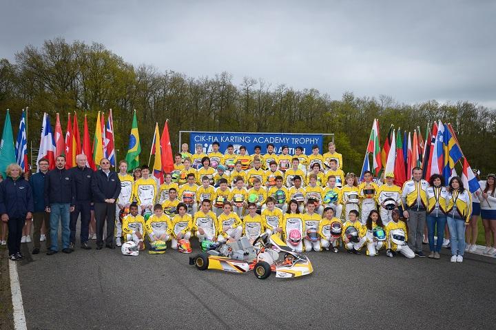 Simão Ventura termina na Suécia participação no Troféu Academia CIK-FIA