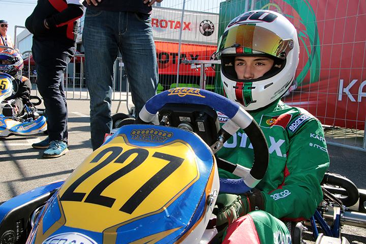 RMCGF: Guilherme de Oliveira largar do 27º lugar na Pré-Final B da categoria Júnior
