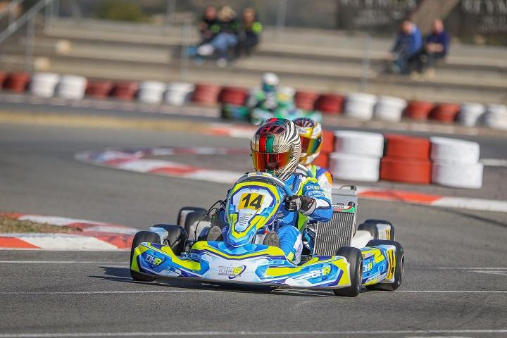Guilherme de Oliveira garante qualificação para a Final Júnior da X30 Winter Cup