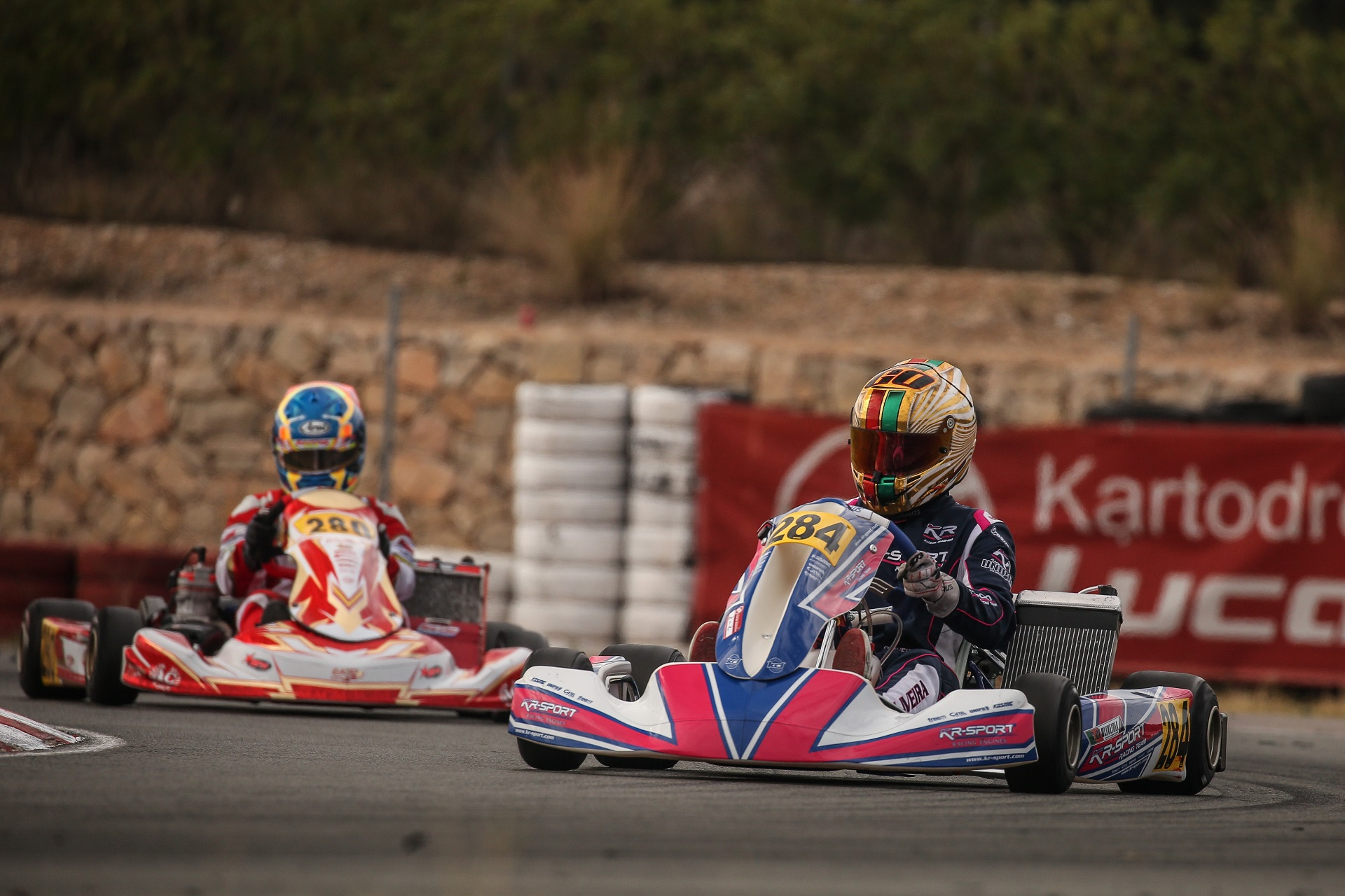 Guilherme de Oliveira 11.º classificado na Final Sénior da Iame Winter Cup 2020