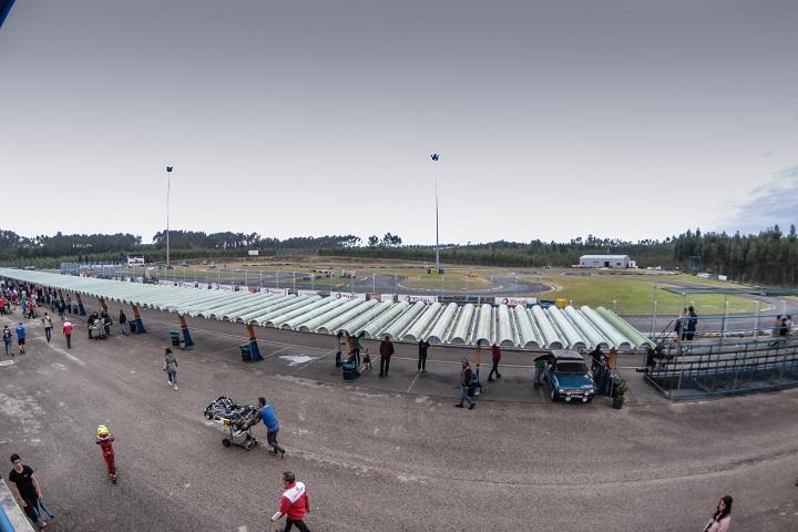 Os melhores 'cronos' da 2.ª prova do Campeonato de Portugal de Karting