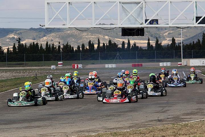 Portugueses no Grand Festival Micro e Mini Max na pista espanhola de Zuera