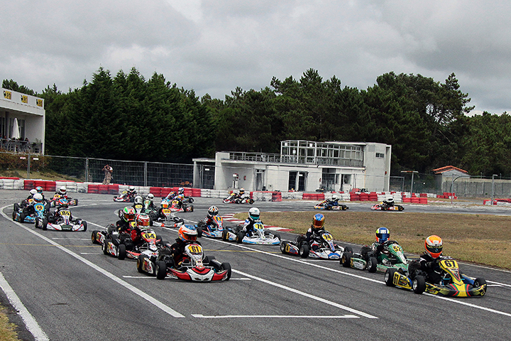 Teixeira, Mendes, Pinto, Ponte, Mariana, Testa e Lima na pole-position em Viana