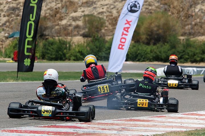 Luís Cidade e Pedro Pinto foram 9º e 12º classificados da categoria Max em Recas