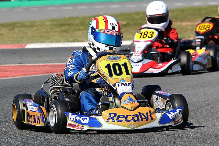 Adrian Malheiro assina contrato por dois anos com a Praga Espanha Motorsport