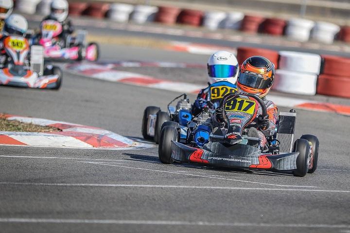 Ivan Domingues vai largar da 4ª posição na Pré-Final da X30 Winter Cup