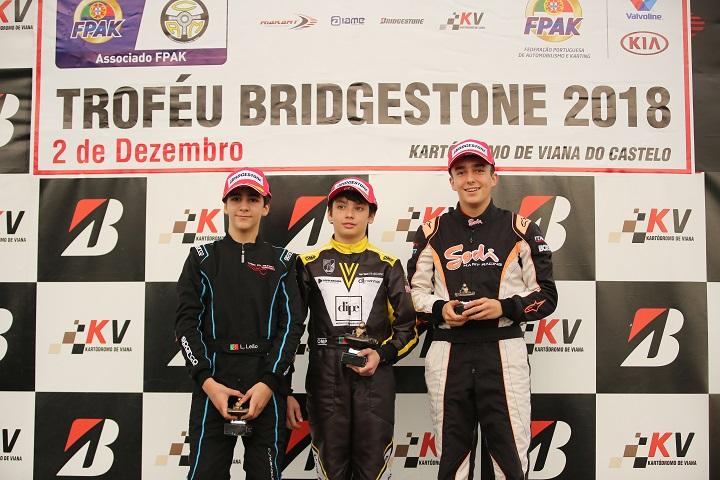 Luís Alves conquista em Viana do Castelo Troféu Bridgestone da categoria Júnior