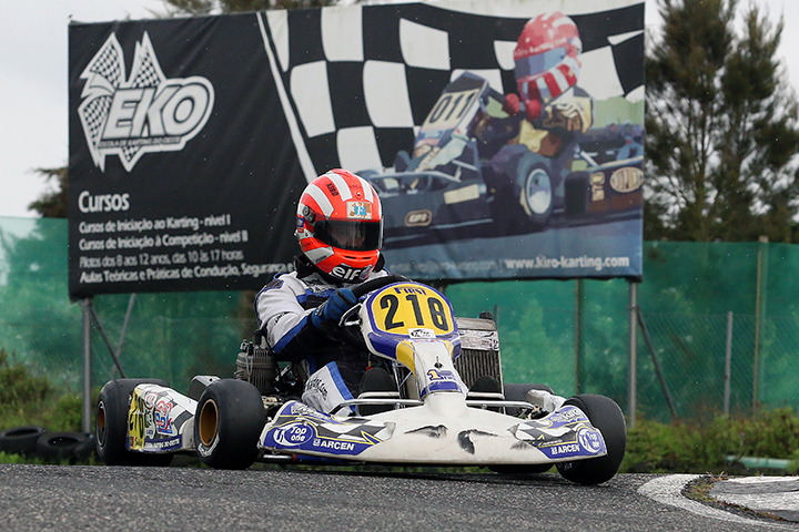 José Inácio vence categoria X30 e Pedro Silva X30 Júnior no arranque do TREKO