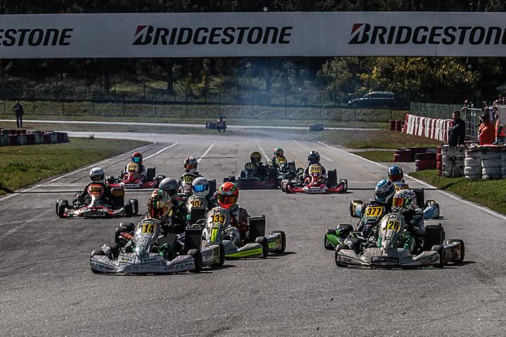 Guilherme de Oliveira triunfa no Open de Portugal Karting na categoria Júnior